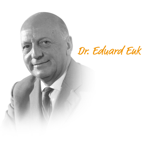 Portrait of Dr. Eduard Enk