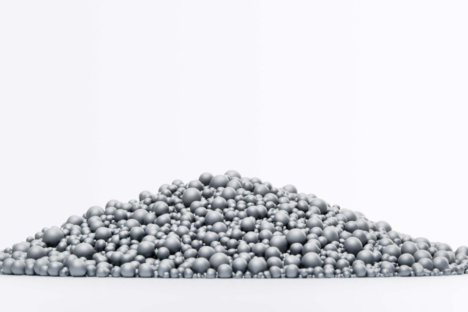 Granular polysilicon