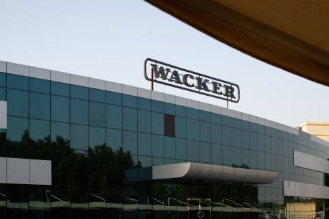 Entrance to WACKER's Middle East and Africa offices
